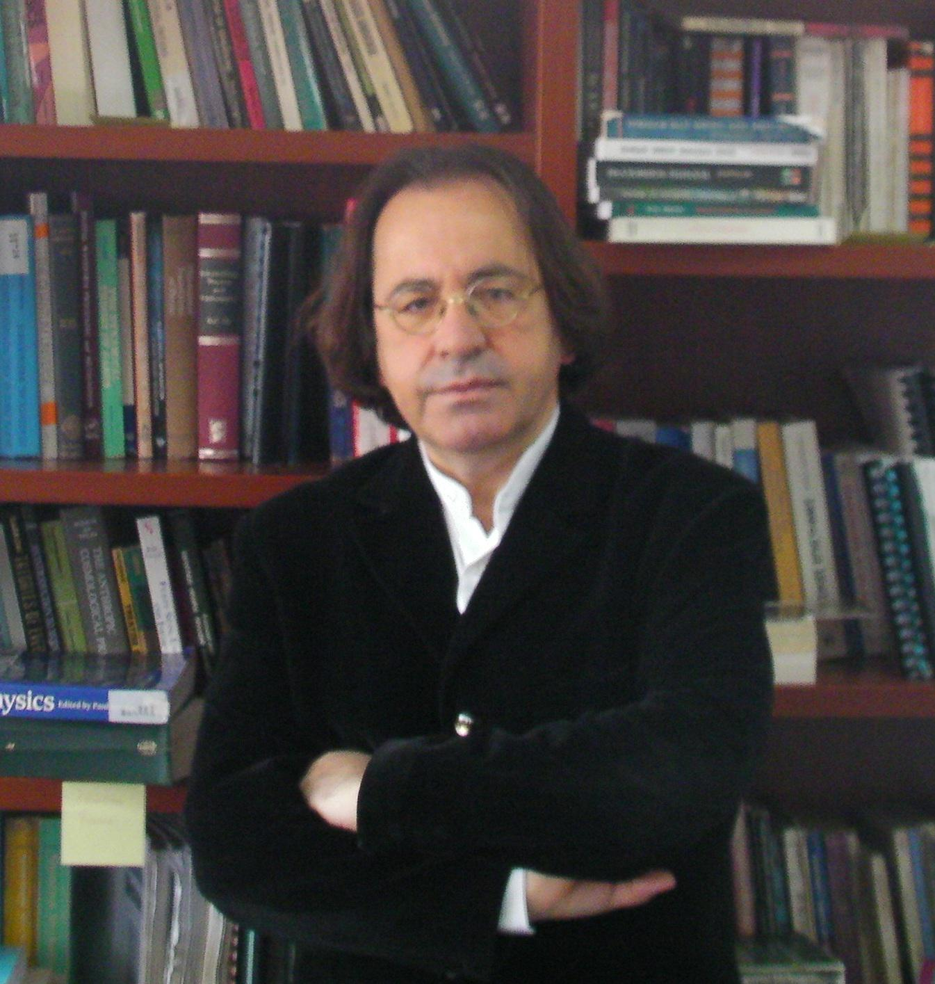 George P. Pavlos (Dr. in Physics and Philosophy)